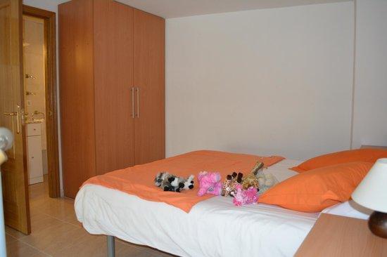Enginy Apartaments : Bedroom