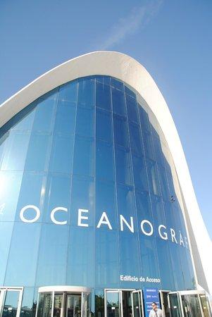 Valencia Rental : Oceanografic