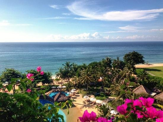 Hilton Bali Resort: 15th floor of the Cliff Tower