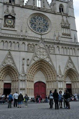 Basilique Notre Dame de Fourviere: Basilique