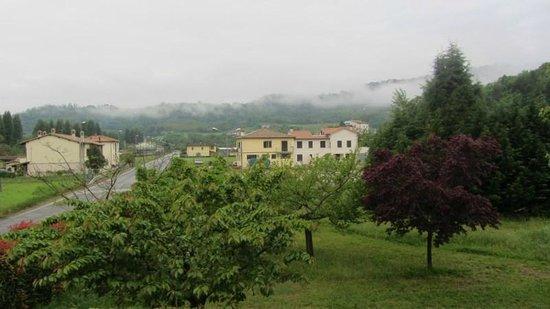 Agriturismo Casa Mattei: Panorama dalla finestra