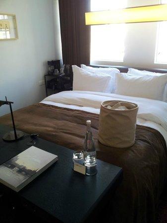 Sir Albert Hotel: le lit douillet