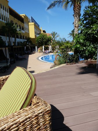 Occidental Jandia Royal Level - Adults Only : Hotel pool area