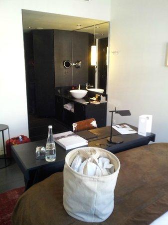 Sir Albert Hotel: lavabot