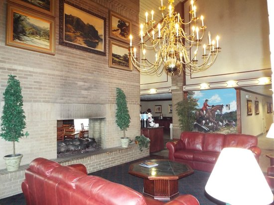 BEST WESTERN Irving Inn & Suites at DFW Airport: Lobby