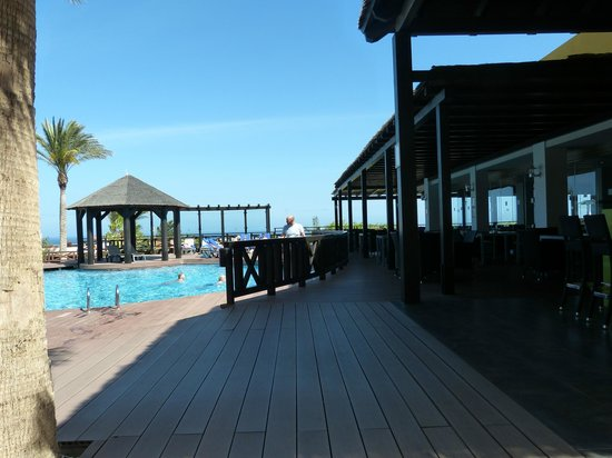 Occidental Jandia Royal Level - Adults Only : pool area