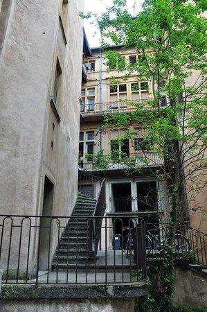 Traboules du Vieux Lyon : Traboule