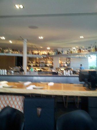 Sir Albert Hotel Amsterdam: Petit déjeuner et le soir le restaurant japonais