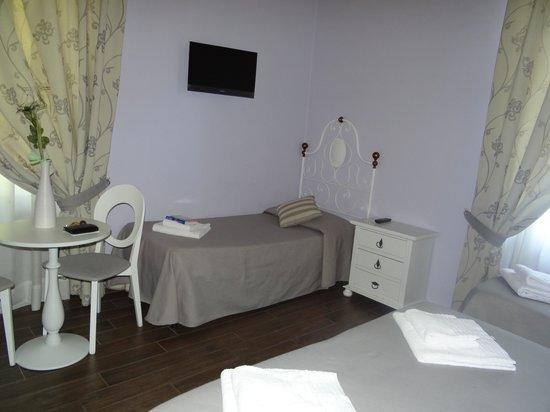 Hotel Ferrucci: chambre quadruple