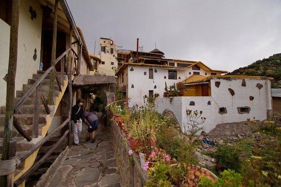 Hotel Kunturwassi Colca: вид на отель