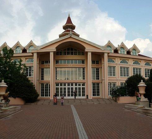 Gardaland Hotel : la struttura principale