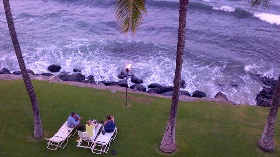 Maalaea Kai Resort Condominium: View from lanai