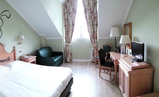 """Gardaland Hotel : la camera """"prezzemolo"""""""