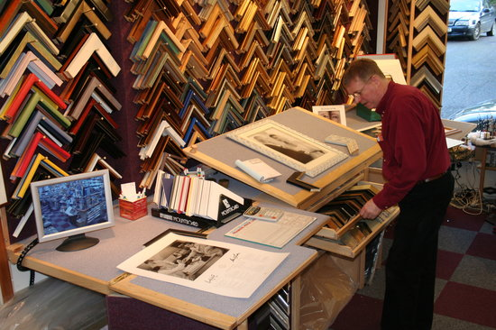 The Picture Framing Shop