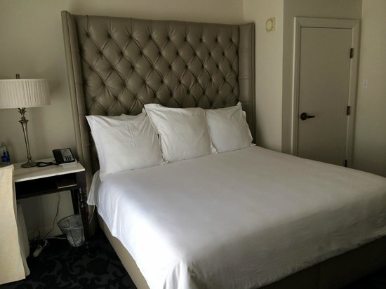 International House Boutique Hotel: Such comfortable beds!