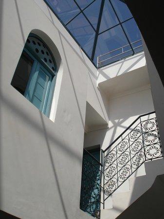 Riad Sahara Nour : L'atelier (+ chambres)