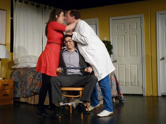Beyond The Overpass Theatre Company Inc.: Murder at the Howard Johnson's, 2013 Summer Theatre Festival