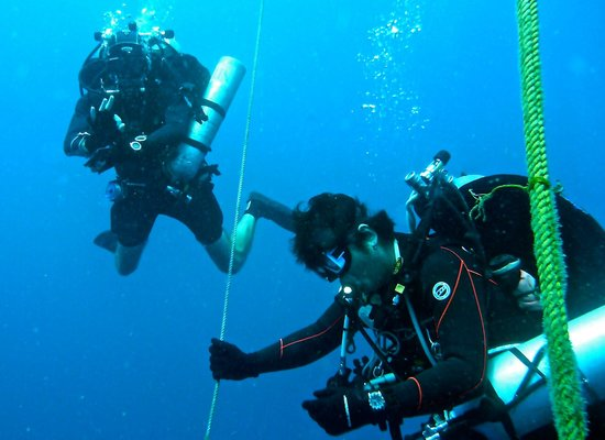 Dive Under The Sun: Technical Diving, Cebu, Philippines