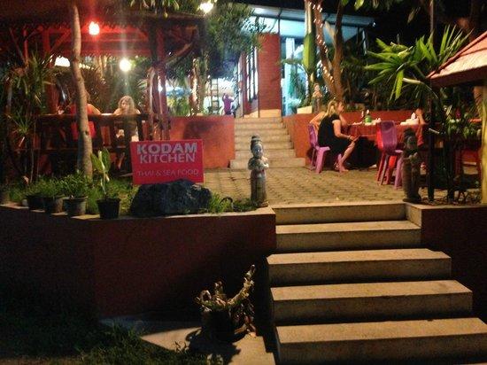 Krabi Thai Village Resort : Amazing Local Resturant