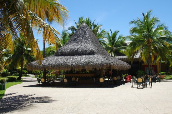 Tropical Princess Beach Resort & Spa : bar piscine n°3