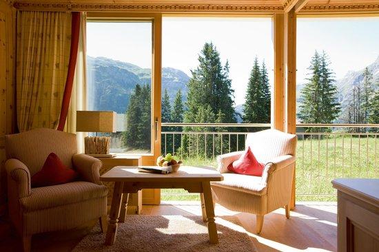 Burg Vital Resort: Traumhafte Zimmer-Aussicht