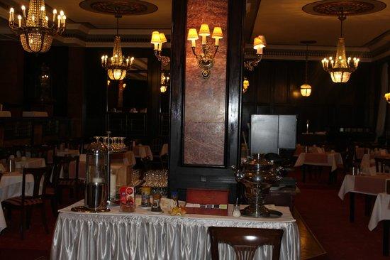 Danubius Hotel Astoria City Center : Ресторан