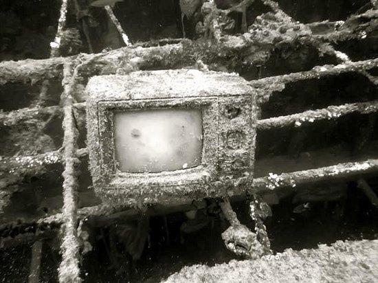 Dive Under The Sun: San Juan Ferry Wreck, Liloan, Cebu