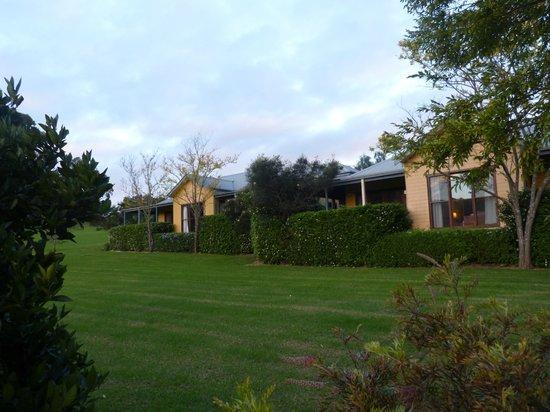 Silos Estate : The cottages