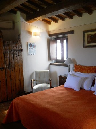 Borgo di Carpiano: stanza