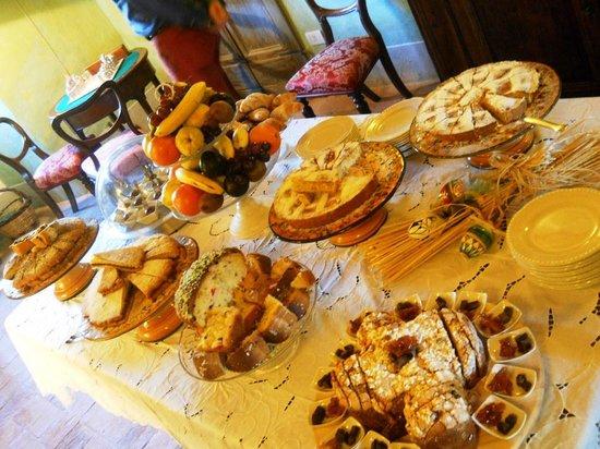 Borgo di Carpiano : brunch dolce di pasqua
