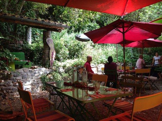 Croq 39 jardin saint andre de majencoules restaurant avis for Le jardin restaurant valence