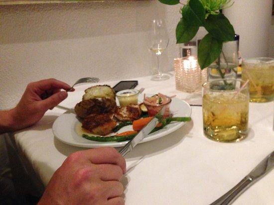 Fager's Island Restaurant & Bar : Dinner