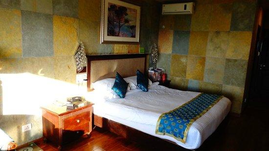 Ravine Hotel: Valley facing room