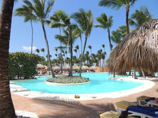 Iberostar Dominicana Hotel: Zona de piletas