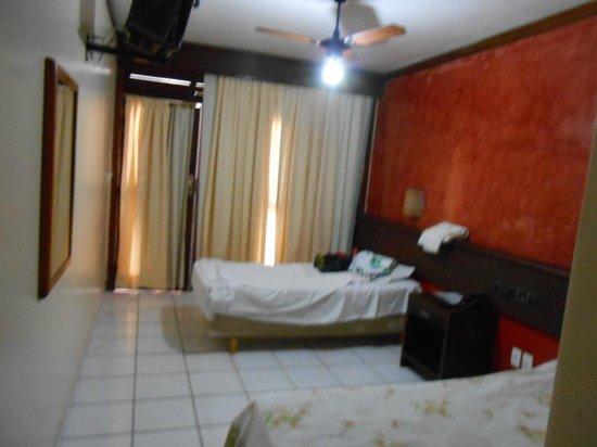 Hotel Shangrila : quarto sem janela