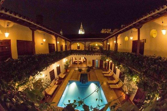 카사 델 아르조비스파도 호텔