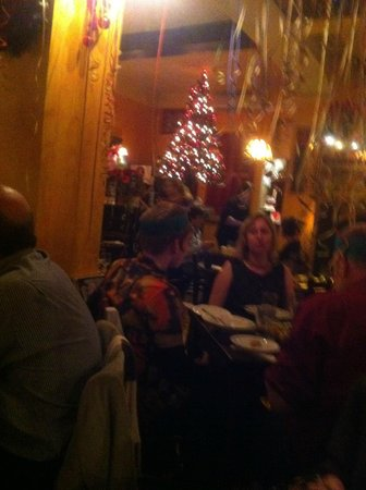 Ta' Kris Restaurant: The atmosphere