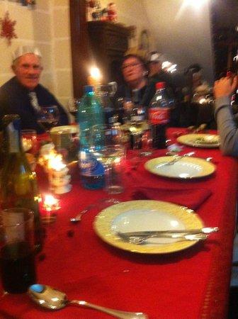 Ta' Kris Restaurant: New year's Eve