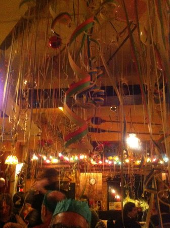 Ta' Kris Restaurant: At midnight