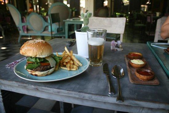 Balique Restaurant: Food