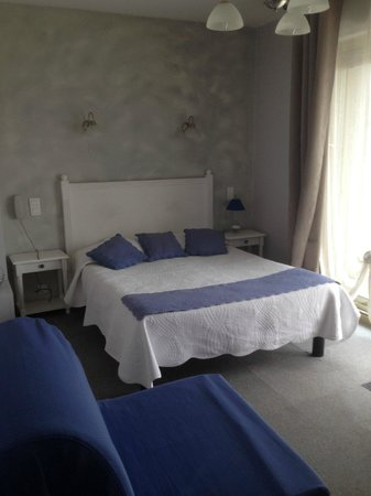 Moderne Hotel: Chambre double
