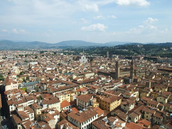 Lombardi Hotel: 町の眺め