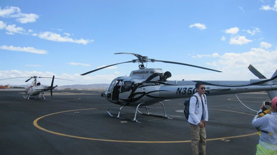 5 Star Grand Canyon Helicopter Tours: 0