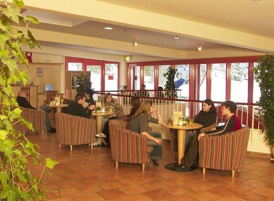 JUFA Hotel Mariaell - Sigmundsberg: Lobby/lounge