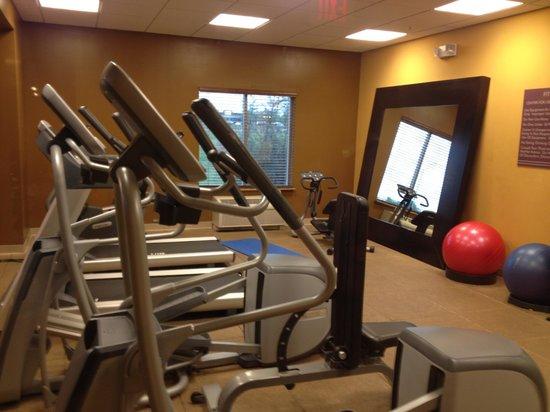 Hilton Garden Inn Clarksville: Workout