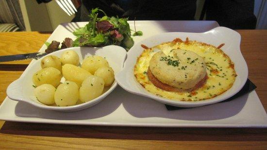 Marwick's Brasserie Restaurant: Simply delicious