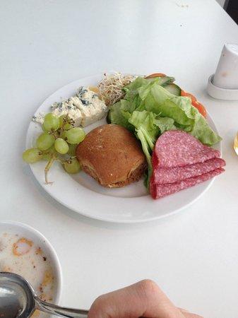 Clarion Hotel Stockholm: Завтраки!!!! Порция первая