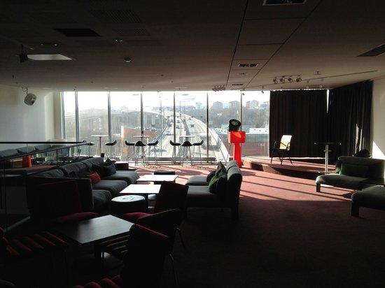 Clarion Hotel Stockholm: Еще столовая
