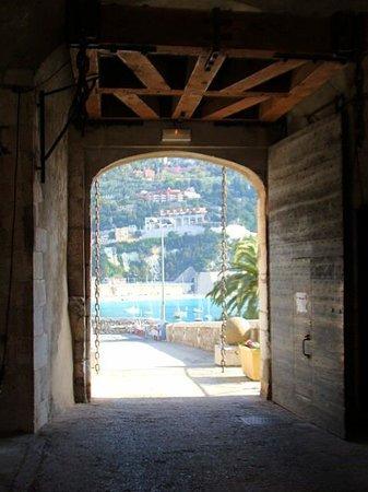Les Musees de La Citadelle: view from Citadelle entrance