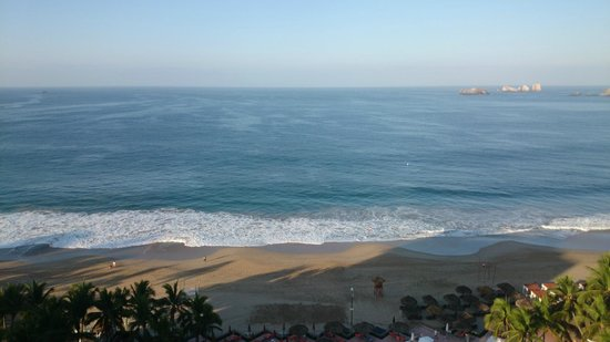 Sunscape Dorado Pacifico Ixtapa : View from room